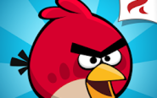 Angry Birds (Злые птички) на Андроид