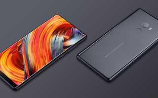 Обзор смартфона Xiaomi Mi Mix 2: керамический, мощный, безрамочный