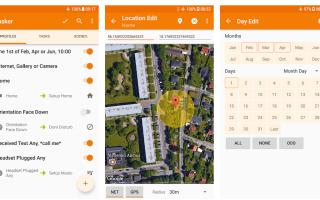 MacroDroid — автоматизация Android по готовым сценариям