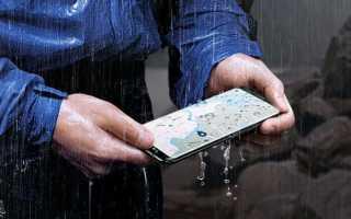 Лучшие водонепроницаемые смартфоны: топ рейтинг 2019 года
