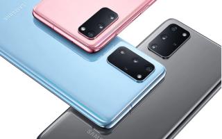 Краткое описание серии Samsung Galaxy S. Вспомним, как оно было