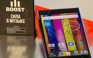 Презентация нового музыкального смартфона Highscreen Boost III и море рока на Highscreen Fest