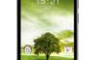 Обзор Fly Cirrus 3 FS506. Недорогой смартфон с IPS HD экраном