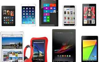 Как узнать модель планшета(на примере: apple, samsung и lenovo)
