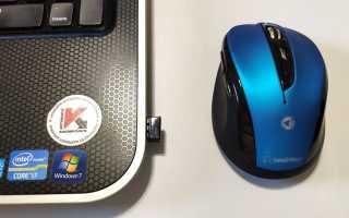 Как подключить клавиатуру и мышь к компьютеру или ноутбуку, через PS