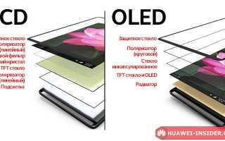 Какой дисплей лучше: OLED или IPS. Примеры и тесты