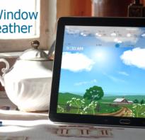 YoWindow – прогноз погоды