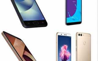 Телефон за 6000 рублей: ТОП-10 лучших моделей [2019]