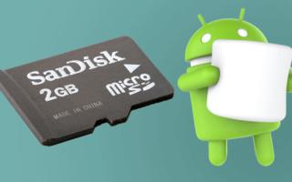 SD карта как внутренняя память для переноса приложений на Android 6, 7, 8 и 9