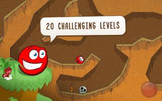 Скачать Red Ball 3: Jump for Love на андроид