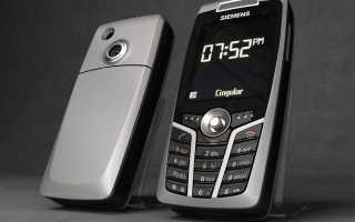 Популярные модели телефонов 2000-х и их характеристики