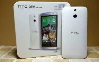 Телефон HTC One E8 Dual Sim: характеристики, отзывы