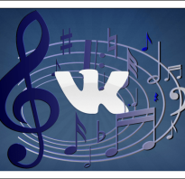 Moosic — музыка VK для Андроид