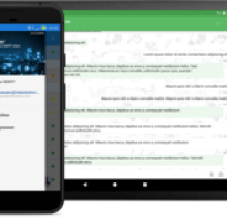 Использование клиента Xabber на Android