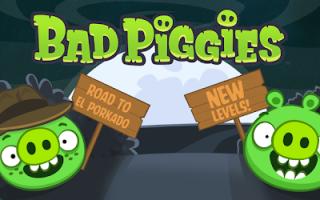 Скачать Bad Piggies на андроид v.2.3.5