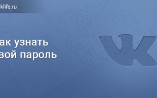 Как посмотреть пароль в ВК: 4 способа увидеть заветную комбинацию