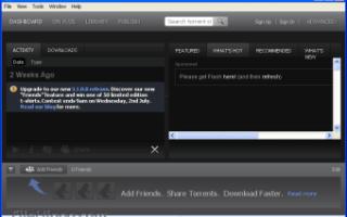 Vuze (Azureus) — скачать бесплатно Vuze (Azureus) 5.7.6.0