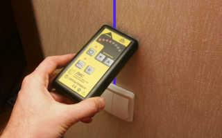 Поиск скрытой проводки смартфоном — сканер Walabot DIY
