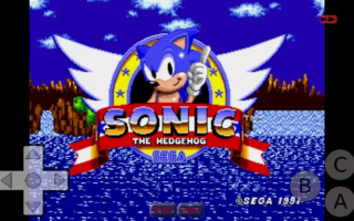 GENPlusDroid – эмулятор Sega Genesis на Андроид