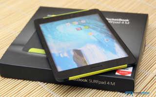 Обзор и тесты PocketBook SURFpad 4 M. Яркий и быстрый планшет на Android