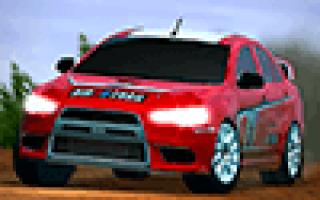 Скачать Rush Rally 2 на андроид v.1.118