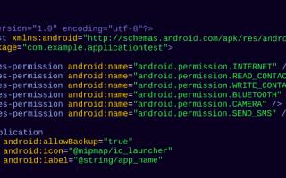 App Permissions – что это на Андроид