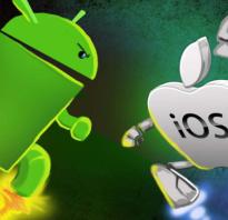 Что выбрать — Android или iOS: сравнение двух операционных систем
