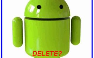 Как удалить системное приложение на Андроиде без root через компьютер