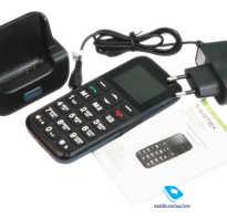 Мобильные телефоны Alcatel с большими кнопками в Москве