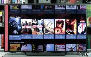 Знакомимся с Android TV от Sony: просмотр контента