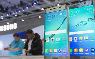 Лучшие смартфоны Samsung 2016 года