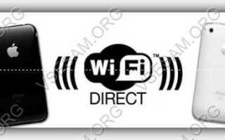 Функция Wi-Fi Direct — для чего она нужна и как используется на Андроид-устройствах