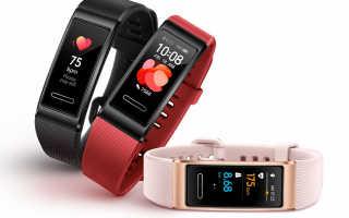 Характеристики, функции и фишки фитнес-браслета Huawei Honor Band 4