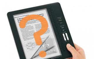 Электронная книга или планшет — что выбрать для чтения?