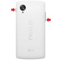 Как включить телефон LG —