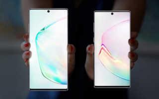 Топ 10 смартфонов с экраном до 6 дюймов в 2019 году